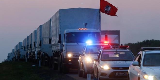 Strah od ruskog konvoja