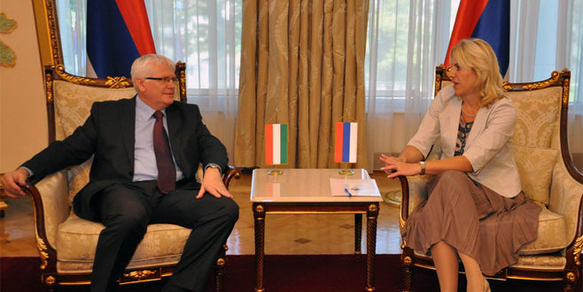 Dodik i Cvijanovićeva s ambasadorom Mađarske