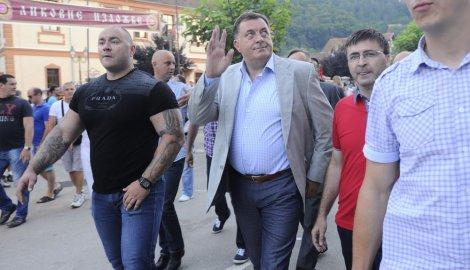 """Milorad Dodik u Guči: """"Sabor je dokaz da Srbi ne gube svoj nacionalni i kulturni identitet!"""""""