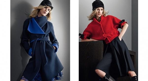 Armani Collezioni za jesen/zima 2014/15