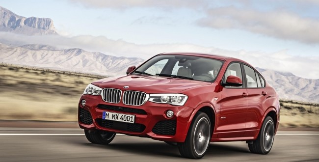 Nove FOTOGRAFIJE: BMW X4 Sport Activity Coupe