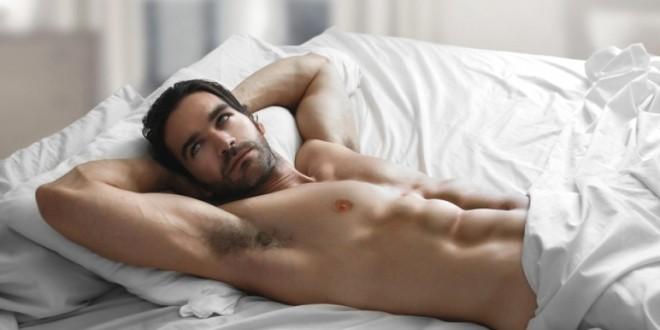 Nag muškarac u vašoj sobi: Gde on želi da ga gledate?