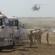 Ruska oklopna vozila pored humanitarnog konvoja