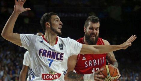 Evropski šampion u epskoj borbi na kolenima: Srbija za zlato protiv SAD!