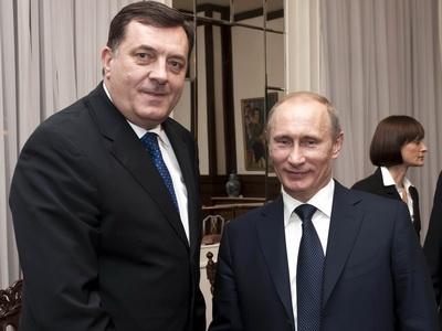 Dodik: Rusija ne odustaje od pomoći i podrške Srpskoj