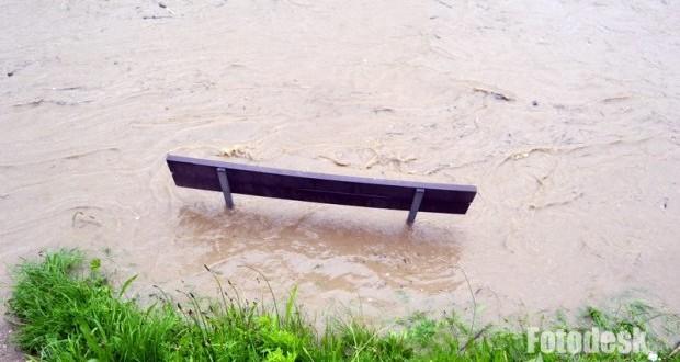 Zbog padavina Sana u porastu, proglašen prvi stepen pripravnosti