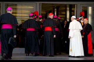 Papin predlog o homoseksualcima doživeo neuspeh u Sinodu