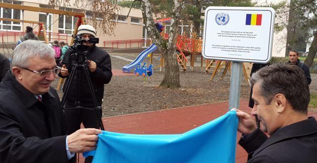 Otvoreno prvo inkluzivno dječije igralište u Doboju
