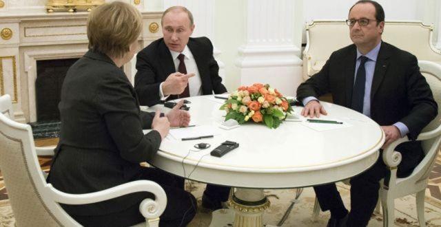 Francuska predlaže podjelu Ukrajine?