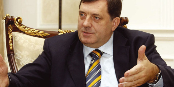 Dodik: Ja sam čovjek mira