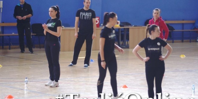 Fit Kamp Teslić učesnik najvećeg HERBALIFE TRENINGA