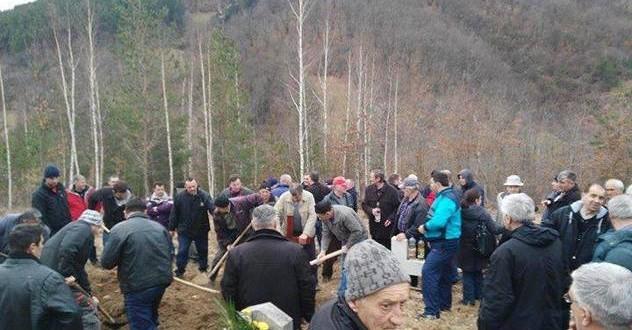 Džemat Raštelica sahranio komšiju pravoslavca koji nije imao porodicu