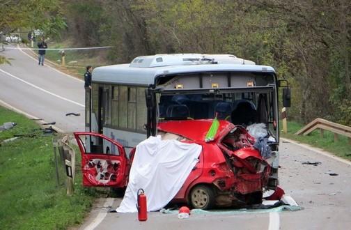 Doboj – U saobraćajnoj nezgodi jedno lice smrtno stradalo