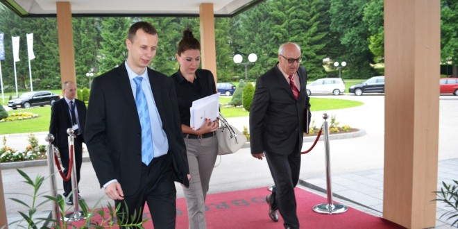 Ministar turizma u posjeti ZTC Banja Vrućica
