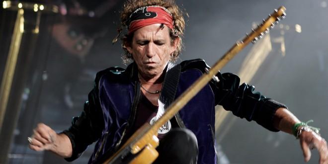 Keith Richards želi da The Rolling Stones snime novi album