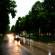Oblačno sa slabom kišom