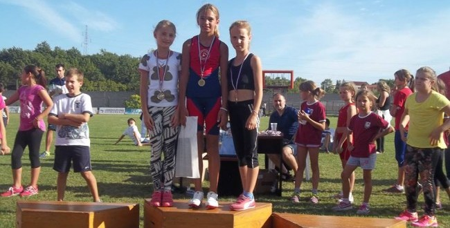 Pet medalja za teslićke atletičare na 10. međunаrodnom аtletskom mitingu!