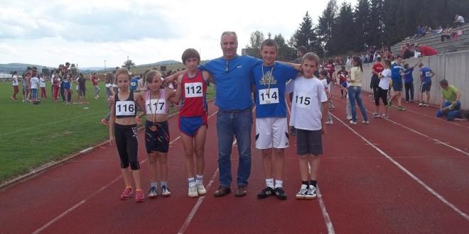 Četiri medalje za teslićke atletičare