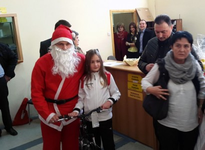TESLIĆ – Uručene nagrade za najljepše pismo Djedu Mrazu
