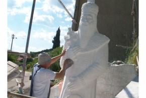 Rad mladog Trebinjca Željka Aleksića krasiće teslićki trg