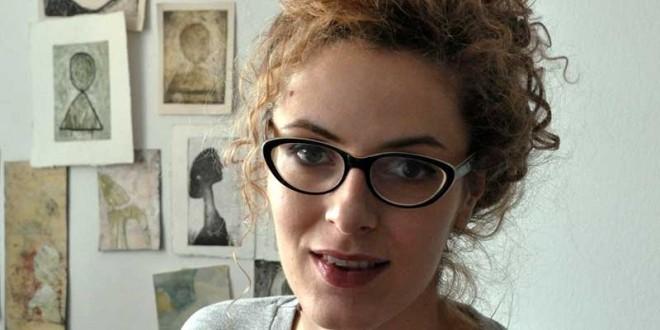 Академски сликар Наташа Јованић пред отварање изложбе у Кордунашкој 22: Приказ човјека у времену и простору