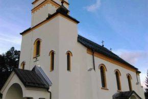 Završeni radovi na obnovi crkve u Pribiniću! (FOTO)