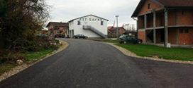 Završeno asfaltiranje puta u mjesnoj zajednici Lug Barić