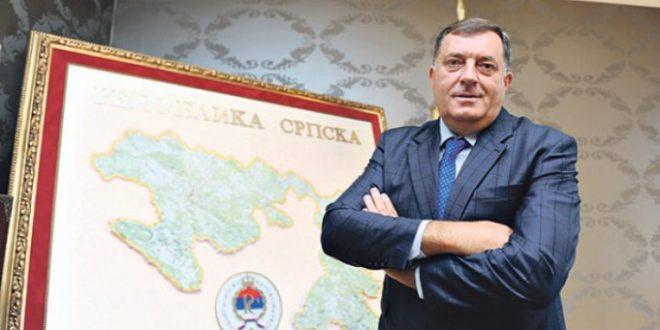 Додик: Вријеме је за миран разлаз и незавизност Српске