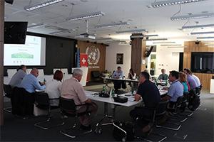 Prezentovan izvještaj u okviru (MEG) projekta