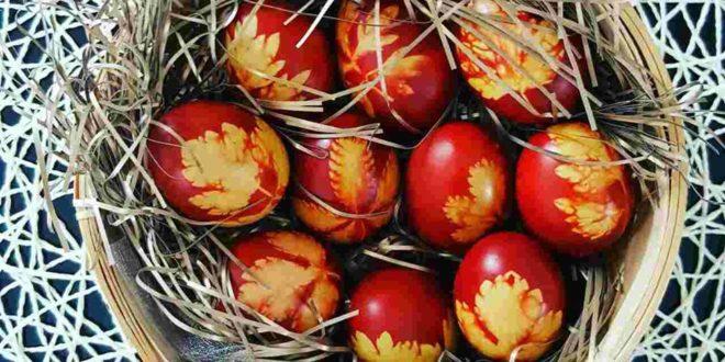 Zašto se jaja farbaju za Vaskrs?