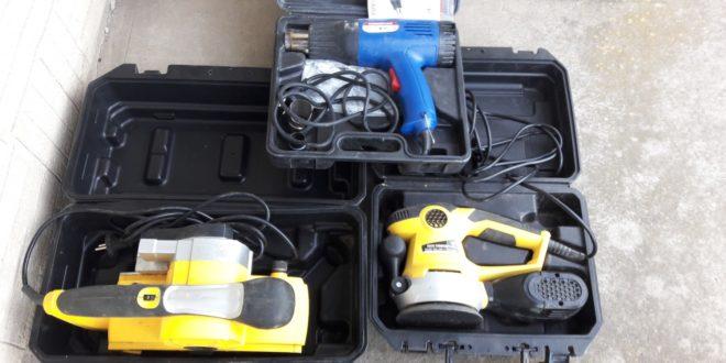 Teslić – otuđen električni alat