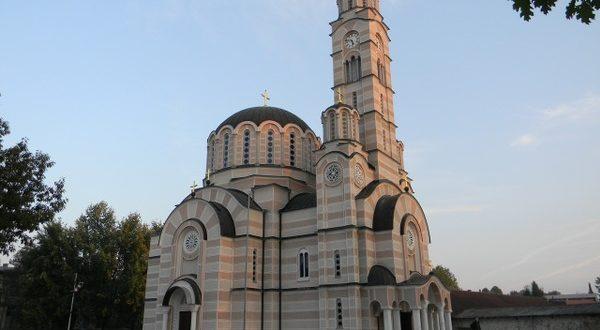 """TESLIĆ – Provala u crkvenu radnju hrama """"Svete Trojice"""""""