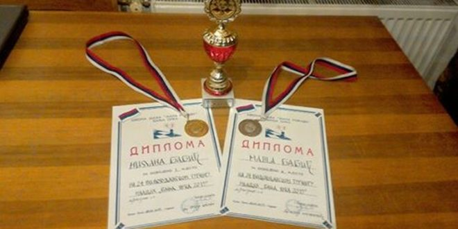 Sestre Babić najbolje na Vidovdanskom turniru