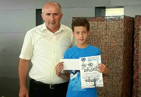 Nemanja Aleksić i sestre Babić iz Teslića dominantni na turniru
