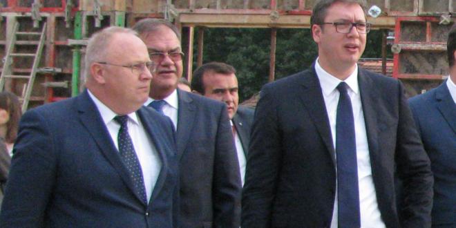 SNSD: Vučić i ovaj put potvrdio da Srpska može računati na podršku Srbije