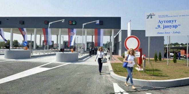 Otvaranje dionice autoputa Banjaluka-Doboj(RTRS od 14.00)