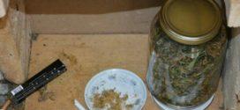 Kod Teslića pronašli teglu punu marihuane