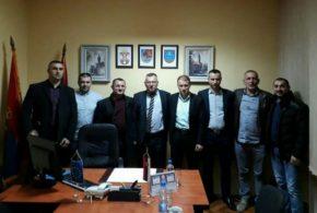 Delegacija opštine Teslić u posjeti opštini Žabalj