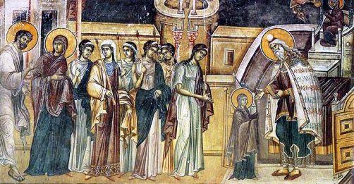 Danas je veliki praznik: Vavedenje Bogorodice