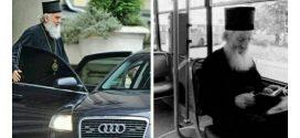Patrijah Pavle: Čime bi se vladike vozile da se nisu zavjetovale na skromnost