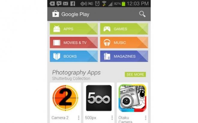 Google Play postaje mamutsko medijsko čvorište