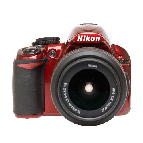 Oglas – Prodaja fotoaparata Nikon D3100