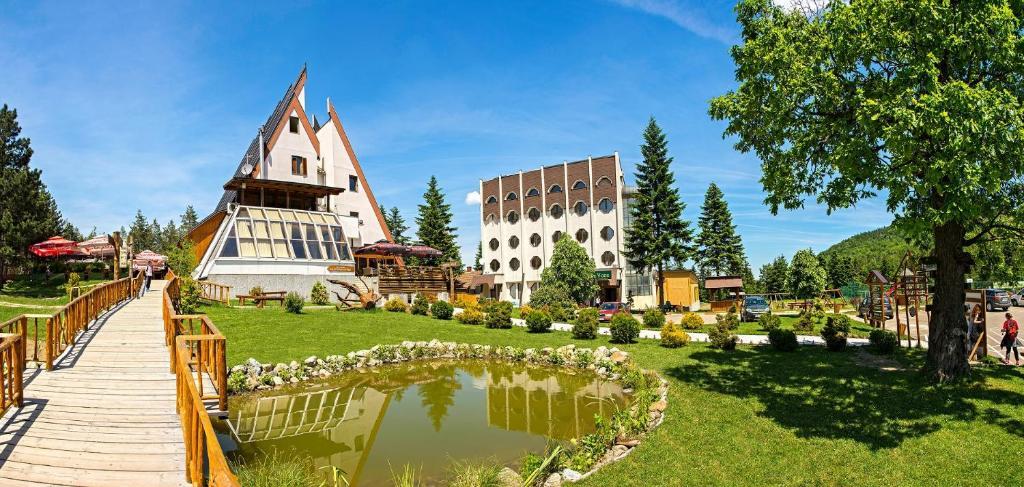 Pismo namjere Hotel Hajdučke vode